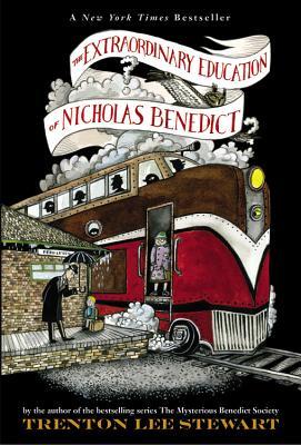 The Extraordinary Education of Nicholas Benedict By Stewart, Trenton Lee/ Sudyka, Diana (ILT)