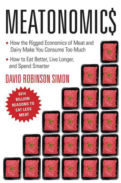 Meatonomics By Simon, David Robinson